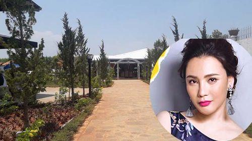 Xây dựng trái phép ở Bà Rịa-Vũng Tàu, Hồ Quỳnh Hương bị phạt 20 triệu đồng - Ảnh 1