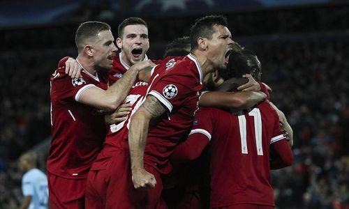 Liverpool đè bẹp Man City ở lượt đi tứ kết Champions League - Ảnh 1