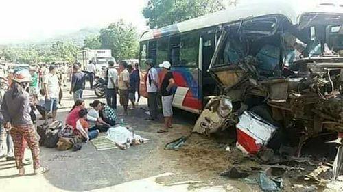 Tin tức tai nạn giao thông mới nhất ngày 2/5/2018 - Ảnh 1