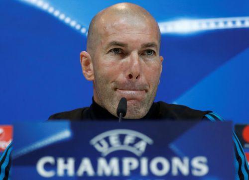 """HLV Zidane ra """"chỉ thị"""" cho Real trước trận gặp Bayern Munich - Ảnh 1"""