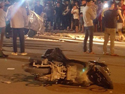 """Thông tin mới vụ """"xe điên"""" tông hàng loạt xe máy trong đêm ở Đồng Nai - Ảnh 2"""