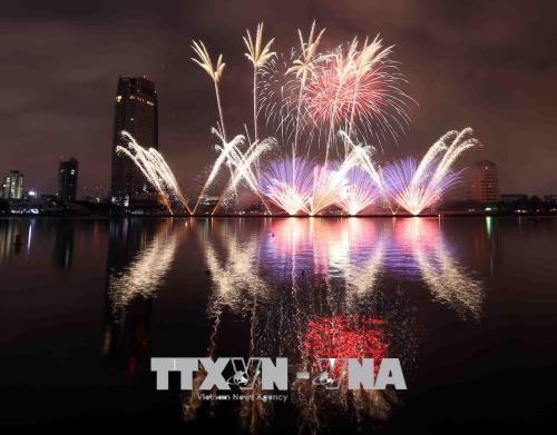 Lễ hội pháo hoa Quốc tế Đà Nẵng 2018: Bừng sáng những nhịp cầu tình yêu - Ảnh 1