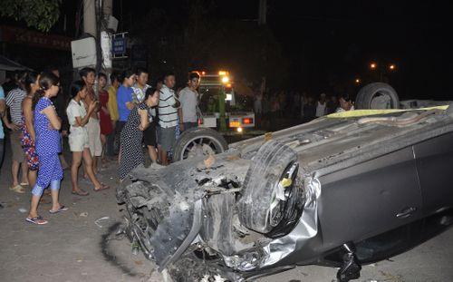 """Thông tin mới vụ """"xe điên"""" tông hàng loạt xe máy trong đêm ở Đồng Nai - Ảnh 1"""