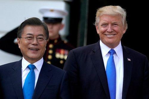 Tổng thống Hàn Quốc: Ông Trump xứng đáng nhận Nobel Hòa bình - Ảnh 1