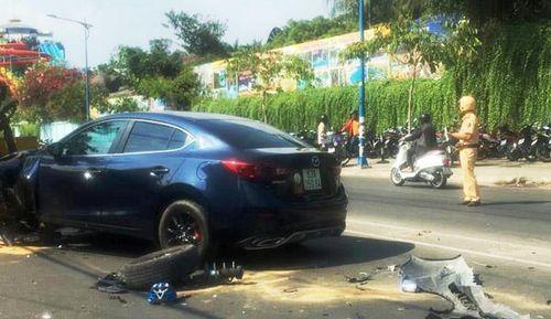 Tin tức tai nạn giao thông mới nhất ngày 2/5/2018 - Ảnh 2