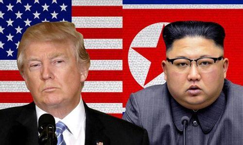 Ông Trump bác khả năng tổ chức cuộc gặp Mỹ-Triều tại DMZ - Ảnh 1