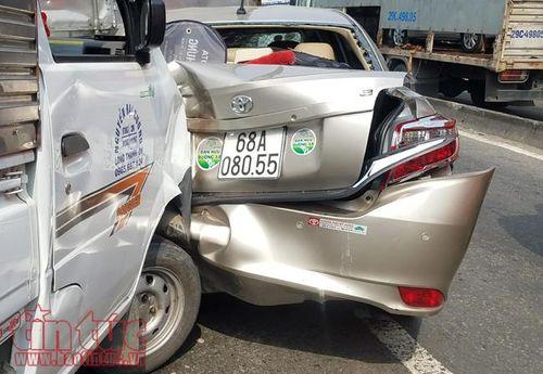 Tin tai nạn giao thông mới nhất ngày 19/5/2018 - Ảnh 1