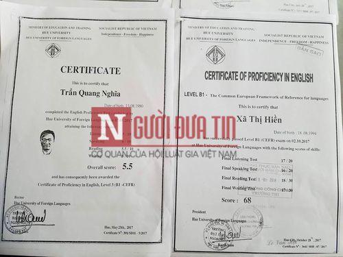 Nhức nhối nạn dùng chứng chỉ giả thi tuyển công chức, hợp thức hồ sơ - Ảnh 1