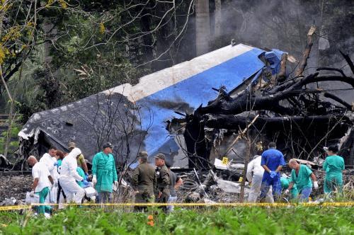 Cuba tuyên bố quốc tang 2 ngày tưởng niệm hơn 100 nạn nhân vụ rơi máy bay - Ảnh 1