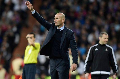 Giúp Real lập nên chiến tích lịch sử, HLV Zidane nói gì? - Ảnh 1