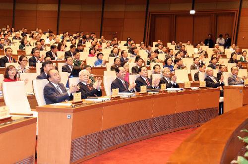 3.463 ý kiến, kiến nghị của cử tri cả nước gửi tới Quốc hội - Ảnh 1