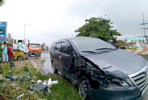 Tin tai nạn giao thông mới nhất ngày 29/5/2018 - Ảnh 2