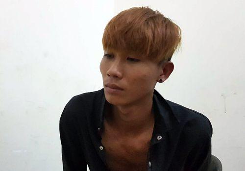 Quá trình truy đuổi 2 nghi can cướp giật hung hãn ở Sài Gòn đâm 3 người trọng thương - Ảnh 1