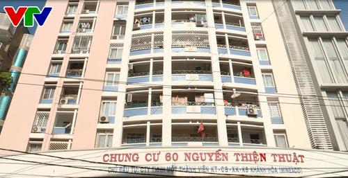 Kiểm tra đột xuất chung cư 15 tầng ở Nha Trang, phát hiện nhiều sai phạm về phòng cháy - Ảnh 1
