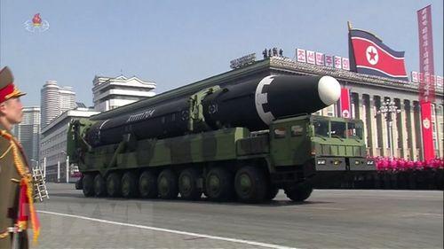 Triều Tiên đồng ý tiêu hủy kho tên lửa đạn đạo liên lục địa? - Ảnh 1