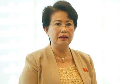 Bà Phan Thị Mỹ Thanh xin thôi làm nhiệm vụ đại biểu Quốc hội - Ảnh 1