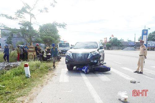 Tin tai nạn giao thông mới nhất ngày 12/6/2018 - Ảnh 2