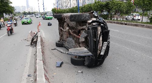 Tin tai nạn giao thông mới nhất ngày 13/6/2018 - Ảnh 1
