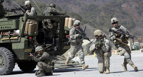 Mỹ không đàm phán với Triều Tiên về 28.500 quân đóng tại Hàn Quốc - Ảnh 2