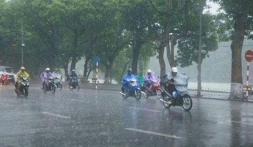 Dự báo thời tiết ngày 22/6: Hà Nội cảnh báo xảy ra tố, lốc và gió giật mạnh - Ảnh 1