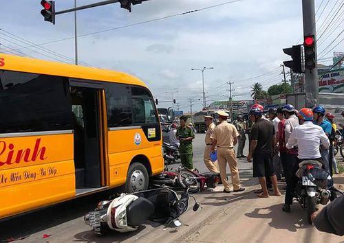 Tin tai nạn giao thông mới nhất ngày 8/6/2018 - Ảnh 1