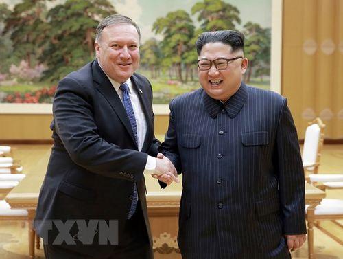 Ngoại trưởng Pompeo: Mỹ sẵn sàng đảm bảo an ninh cho Triều Tiên - Ảnh 1