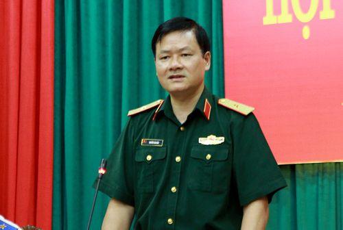 Bộ Quốc phòng: Chưa hề có việc Thượng tướng Phương Minh Hòa bị bắt - Ảnh 1