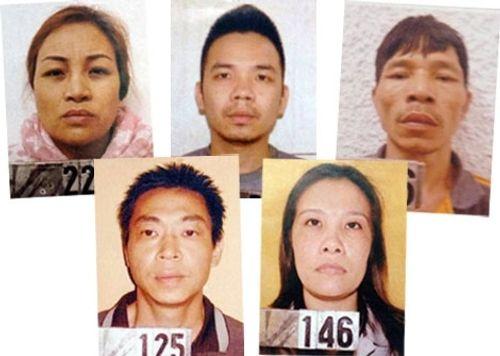 Những đàn em khét tiếng, mang án tử của trùm ma túy vừa bị cảnh sát tiêu diệt - Ảnh 1