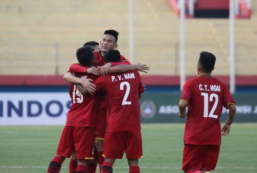 Việt Nam thắng đậm Philippines ở giải U19 Đông Nam Á - Ảnh 1