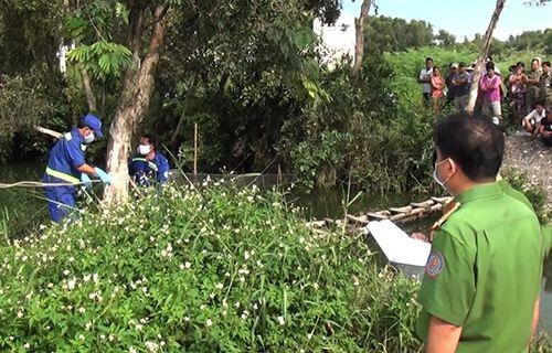 Tin tức pháp luật mới nhất ngày 31/7/2018: Đi câu cá phát hiện thi thể dưới kênh ở Sài Gòn - Ảnh 1