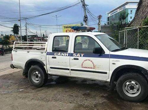 Trộm ôtô đầu kéo container từ Sài Gòn đem sang Bình Dương chỉ để tháo 6 bánh xe - Ảnh 1