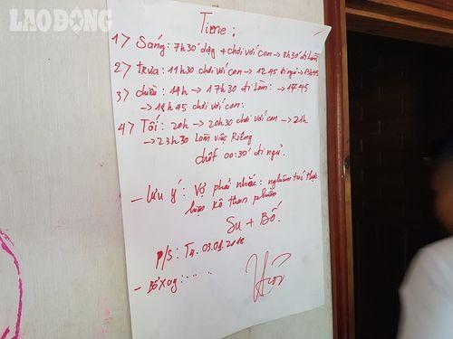 """Bất ngờ lời nhắn """"chơi với con"""" của trùm ma túy Nguyễn Văn Thuận - Ảnh 2"""