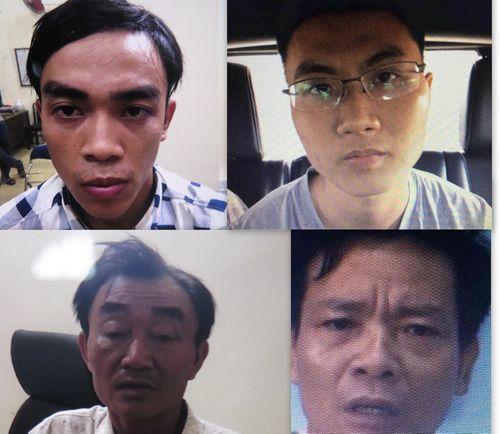Manh mối phá án vụ nổ tại trụ sở công an phường ở TP. Hồ Chí Minh - Ảnh 2