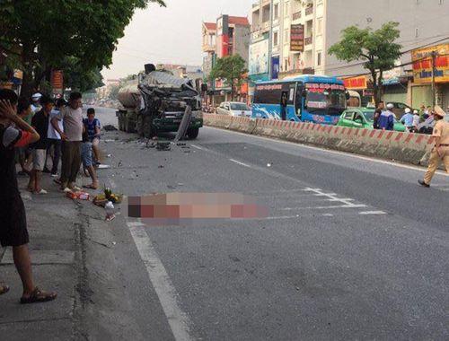 Tin tai nạn giao thông mới nhất ngày 12/8/2018: Tai nạn liên hoàn trên quốc lộ, 1 phụ nữ tử vong - Ảnh 1
