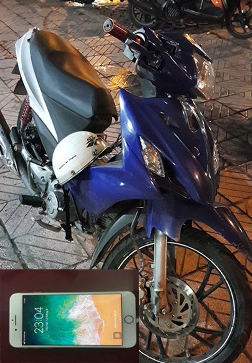 Tin tức pháp luật mới nhất ngày 15/8/2018: Truy đuổi cướp, đặc nhiệm Sài Gòn bị ném bàn ghế - Ảnh 1