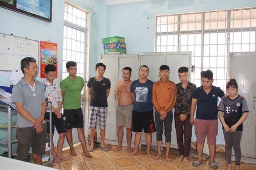 Tin tức pháp luật mới nhất ngày 15/8/2018: Truy đuổi cướp, đặc nhiệm Sài Gòn bị ném bàn ghế - Ảnh 3