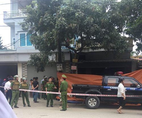 Điều tra vụ nổ súng kinh hoàng ở Điện Biên, 3 người chết - Ảnh 1