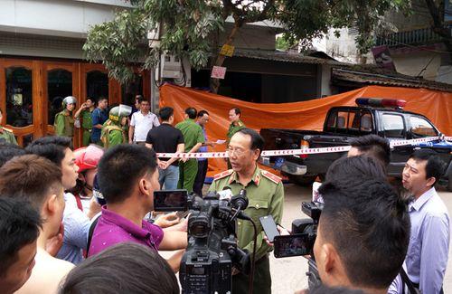 Điều tra vụ nổ súng kinh hoàng ở Điện Biên, 3 người chết - Ảnh 2