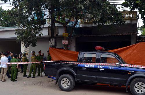 Những tình tiết chưa công bố vụ bắn chết 2 vợ chồng giám đốc rồi tự sát - Ảnh 3