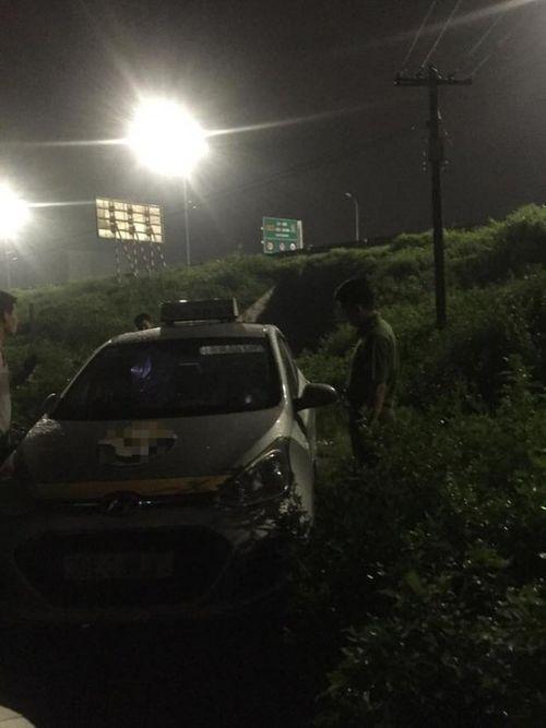 Vụ tài xế taxi bị cứa cổ sau khi chở khách khắp 3 tỉnh: Bắt giữ 2 nghi phạm - Ảnh 1
