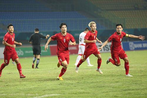 Lần đầu vào tứ kết ASIAD, Olympic Việt Nam được VOV thưởng nóng 500 triệu đồng - Ảnh 1
