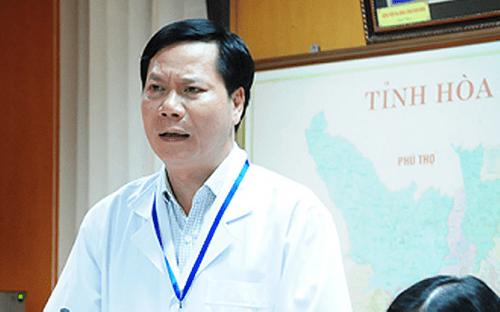 Sự cố chạy thận, 9 người chết: Khởi tố nguyên giám đốc BVĐK tỉnh Hòa Bình - Ảnh 1