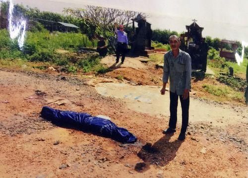 Tin tức pháp luật mới nhất ngày 4/8/2018: Sát hại vợ rồi đốt xác phi tang tại nghĩa trang - Ảnh 1