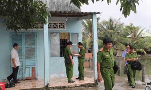 Người chồng nghi giết vợ 22 tuổi ở Tiền Giang đã tử vong - Ảnh 1