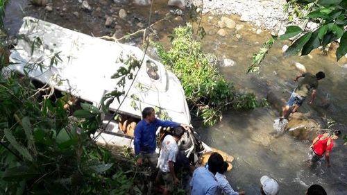 Vụ tai nạn làm 13 người chết ở Lai Châu: Ai phải chịu trách nhiệm khi lái xe đã chết? - Ảnh 2