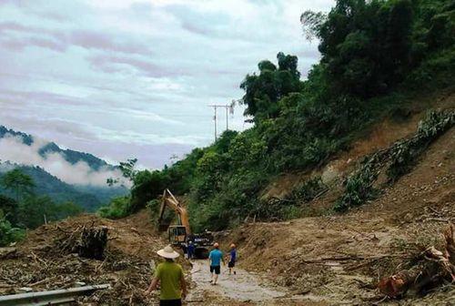 Thanh Hóa: Xót xa cảnh mưa lũ tàn phá tan hoang ở Mường Lát - Ảnh 5