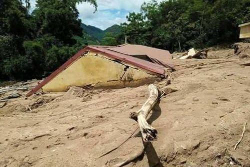 Thanh Hóa: Xót xa cảnh mưa lũ tàn phá tan hoang ở Mường Lát - Ảnh 6