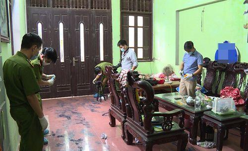 Vụ 2 vợ chồng bị sát hại ở Hưng Yên: Nghi phạm bị bắt giữ - Ảnh 1