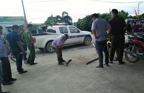 Trích xuất camera, điều tra vụ truy sát giữa đường khiến 2 người thương vong - Ảnh 1