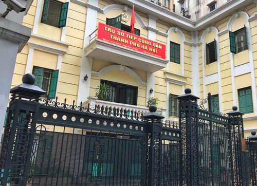 """Hà Nội có được phép """"cấm"""" công dân ghi âm, ghi hình tại nơi tiếp dân? - Ảnh 1"""